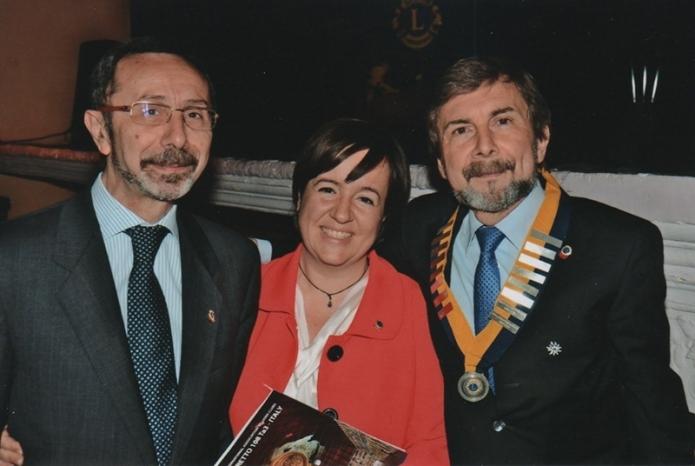 Chiara Brigo nuovo governatore