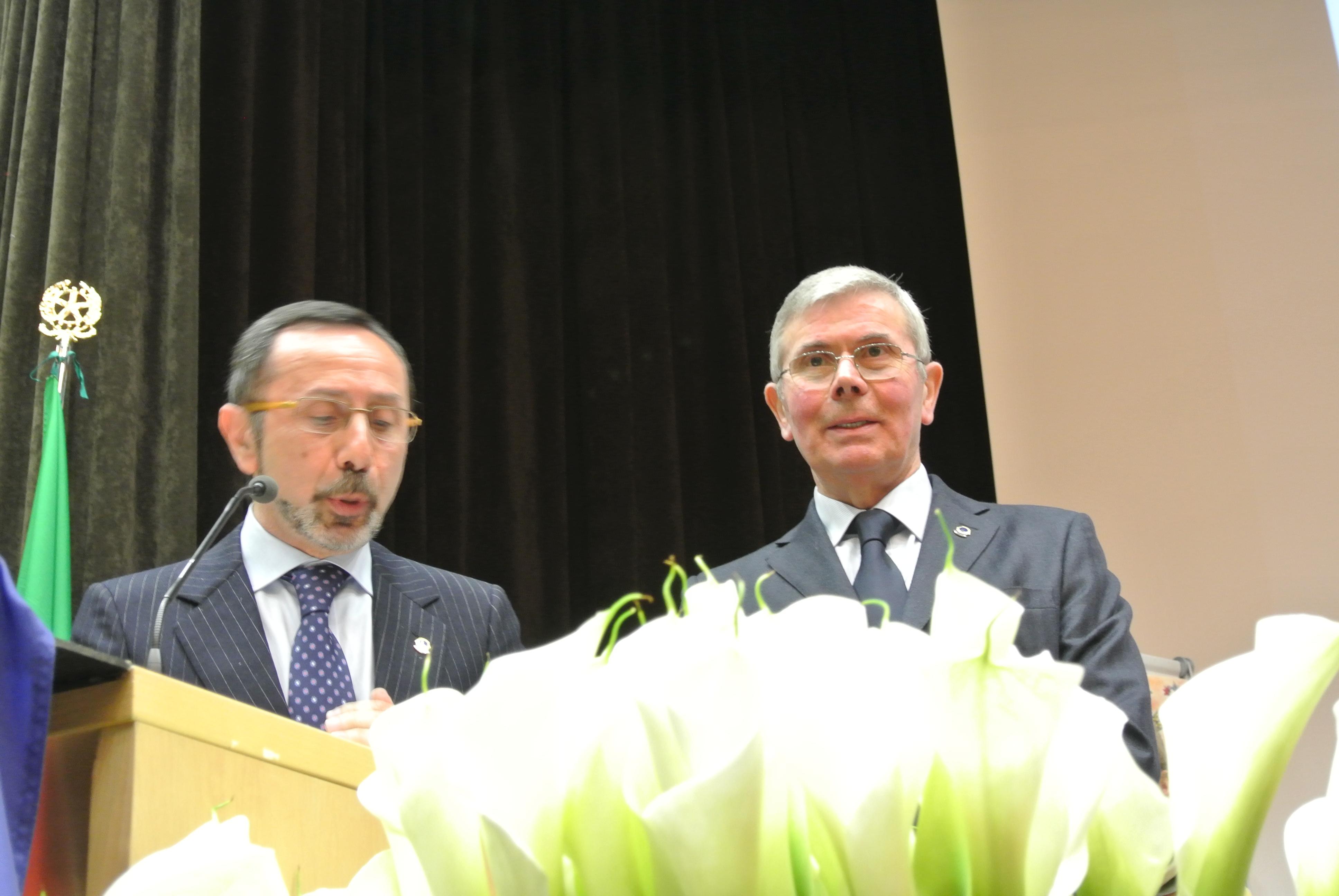 Mario Marsullo nuovo governatore