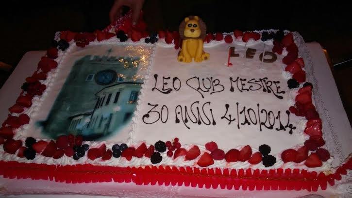 30 anni di Leo Club a Mestre