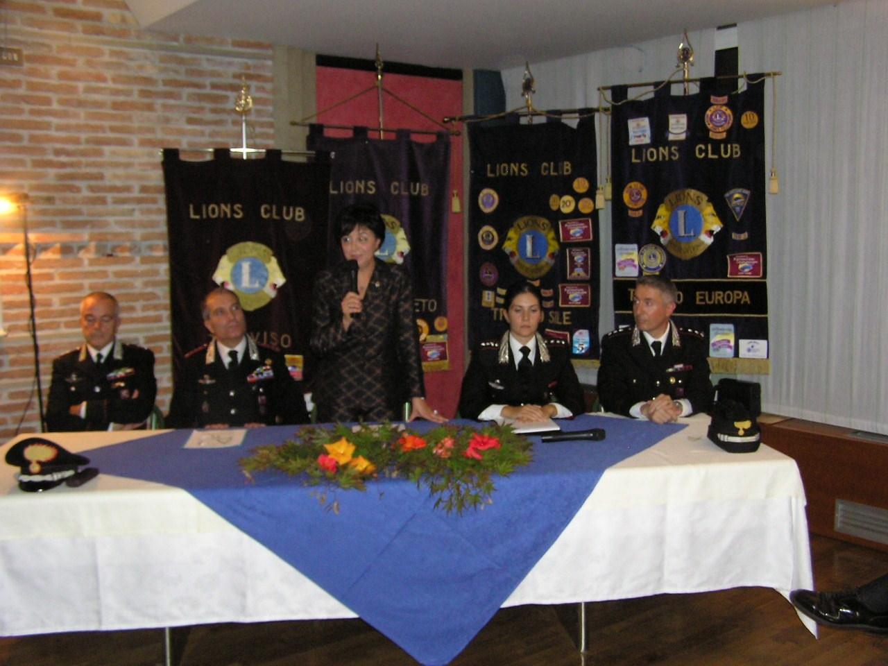 Treviso, celebrato il bicentenario dei Carabinieri