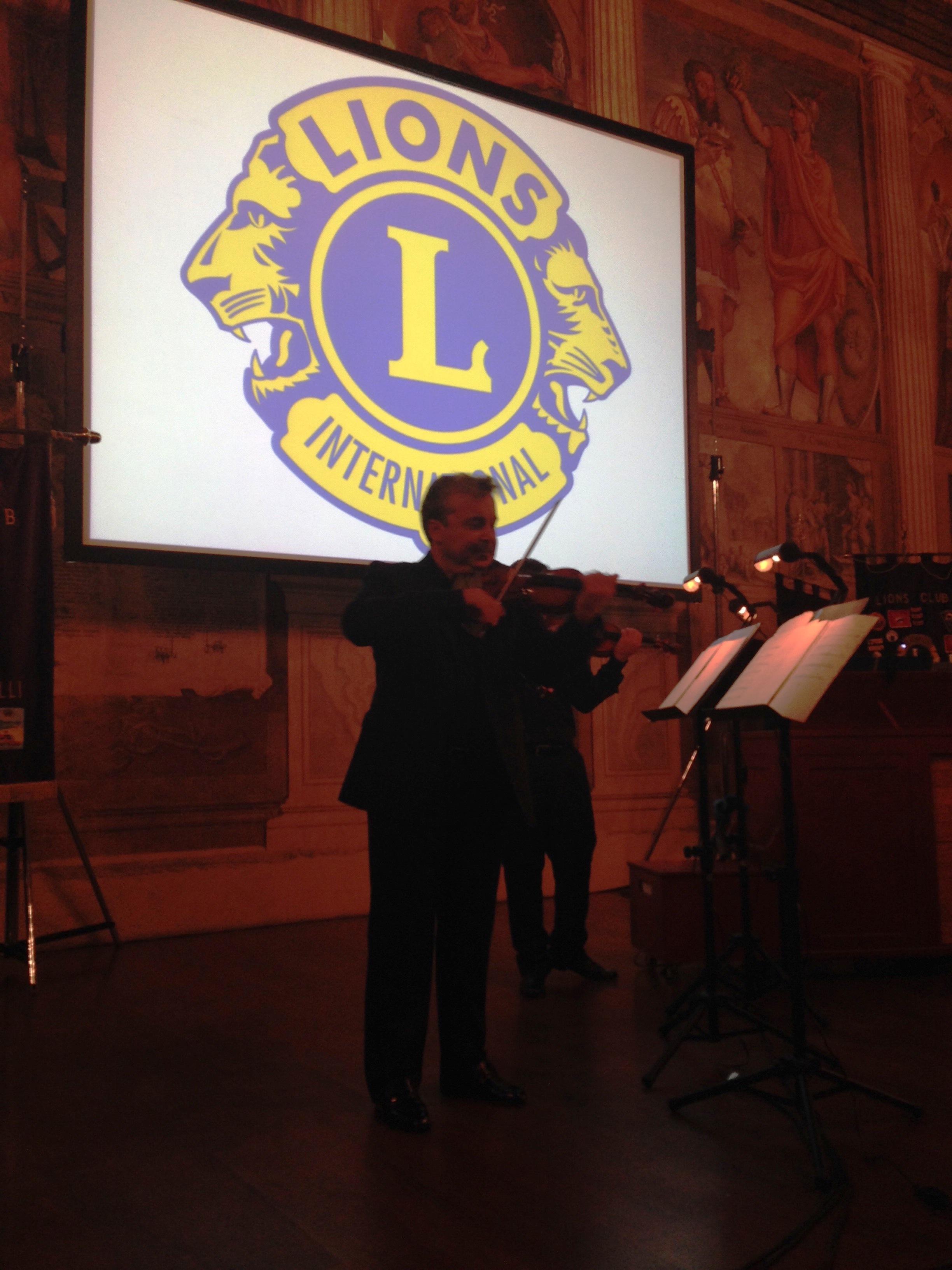 Lions Padovani, Concerto per l'Hospice Pediatrico