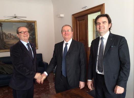 MULTIDISTRETTO 108 ITALY: Firmato protocollo di intesa tra i Lions Italiani e l'Associazione nazionale dirigenti e alte professionalita' della scuola