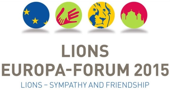 "EUROPA – FORUM  2015: ""European Lions – Sympathy and Friendship"""