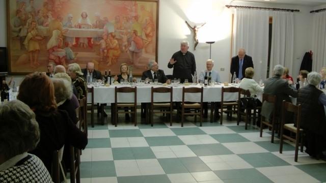 VENEZIA MARGHERA: Serata presso il Centro Don Vecchi
