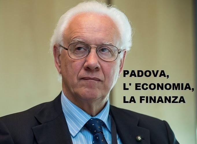 """PADOVA HOST e SAN PELAGIO: Prof. Giovanni Costa """"Padova, l'economia e la finanza"""""""