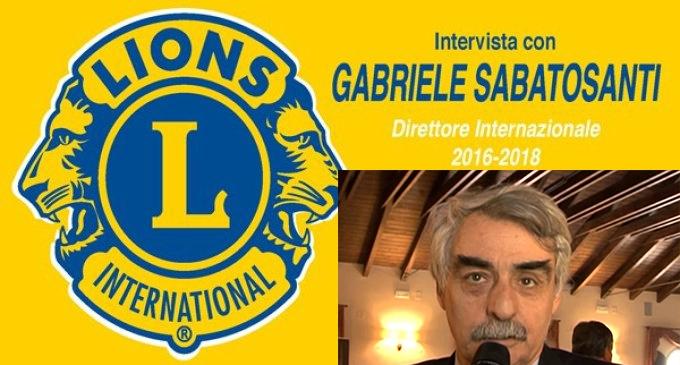 GABRIELE SABATOSANTI nuovo Direttore Internazionale italiano dal 1° luglio 2015 al 30 giugno 2017