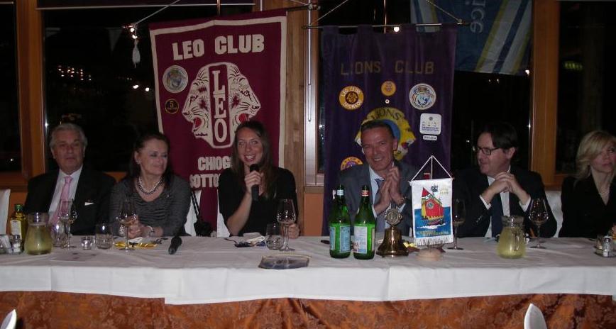 CHIOGGIA: Interclub LIONS – LEO