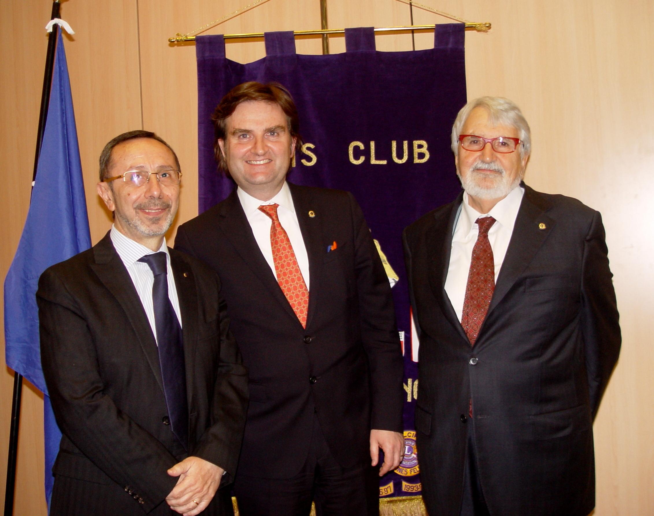 PADOVA ANTENORE: ospite il Presidente del Consiglio dei Governatori Michele Serafini