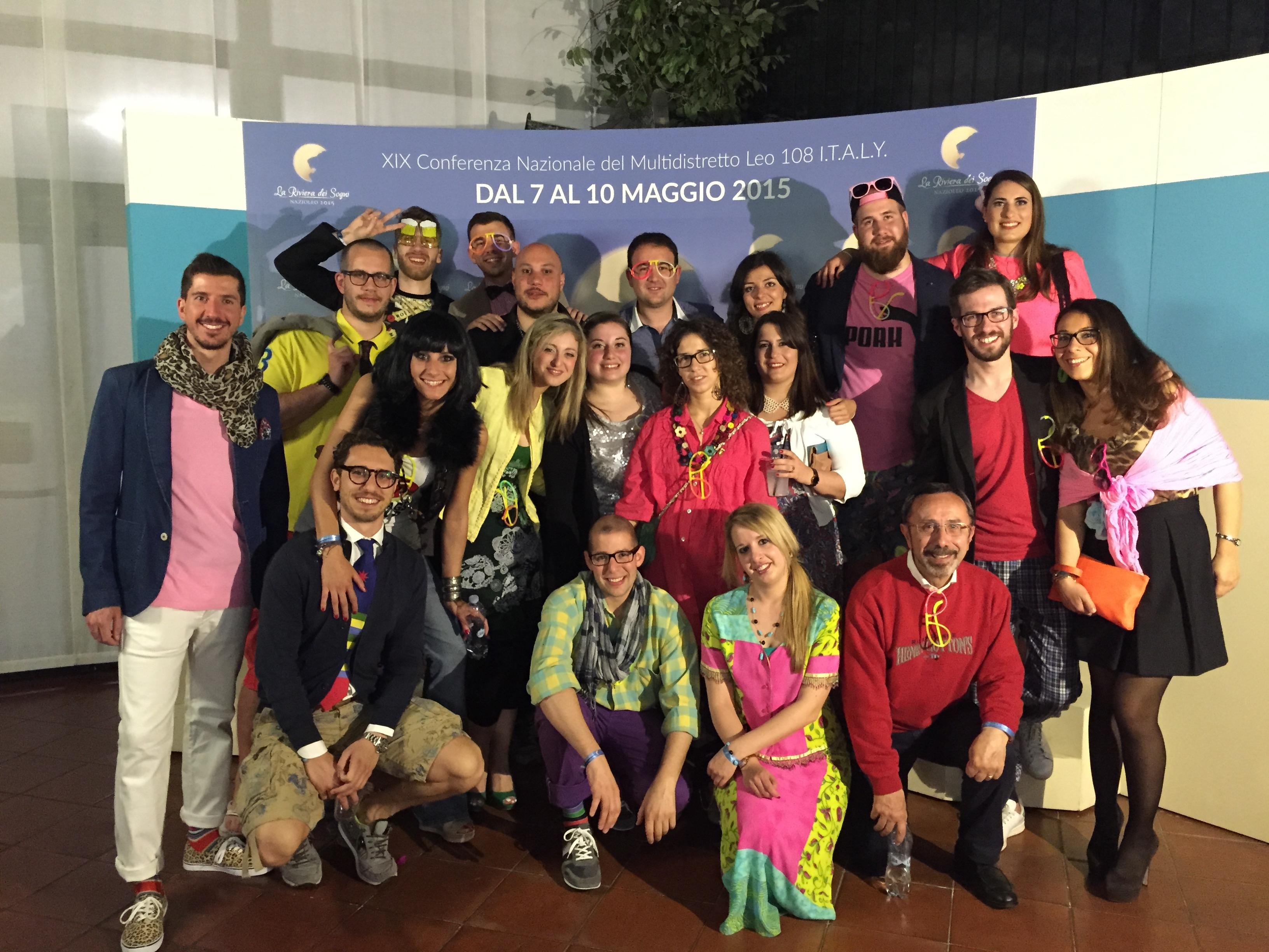 Multidistretto Leo 108 Italy: XIX Conferenza Nazionale