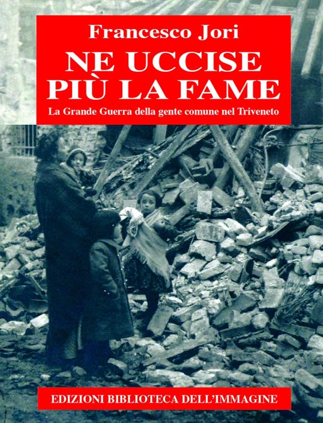 """Serata con Francesco Jori: presenta """"Ne uccise più la fame"""""""