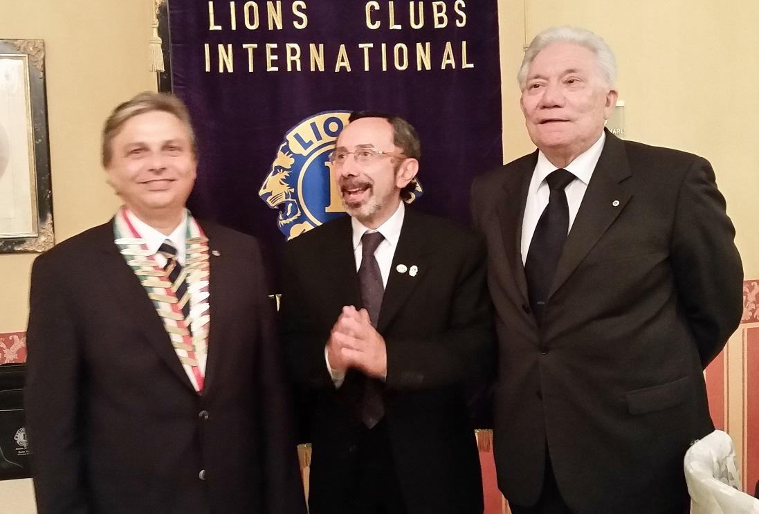 VENEZIA MARGHERA: 20 anni di amicizia e di attività Lionistica