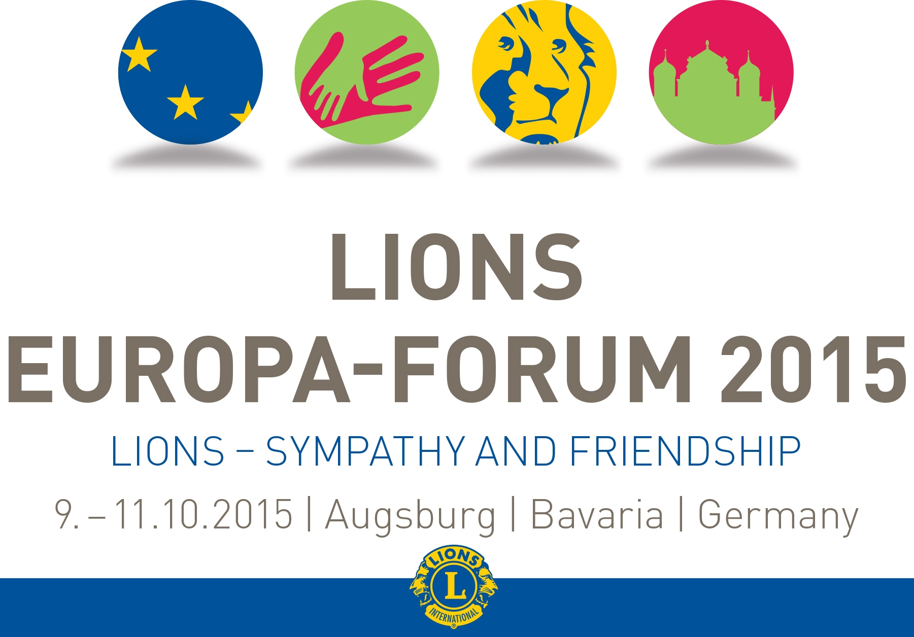 FORUM EUROPEO 2015 DI AUGSBURG