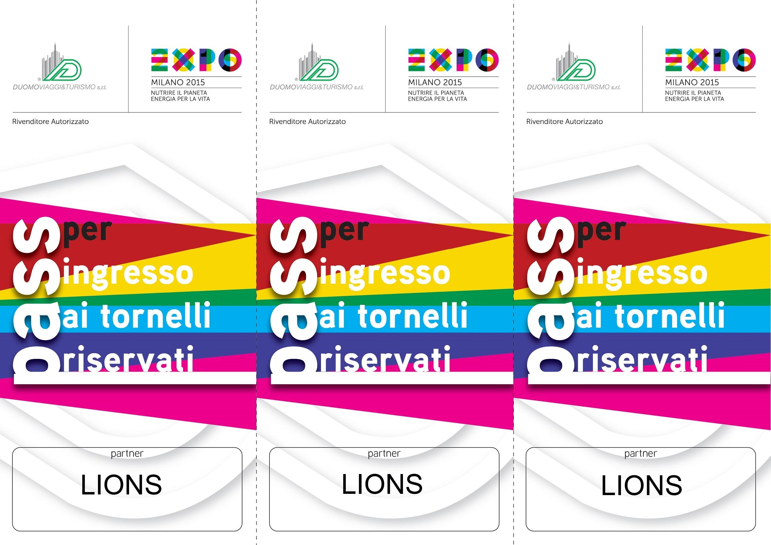 EXPO 2015: agevolazioni agli accessi