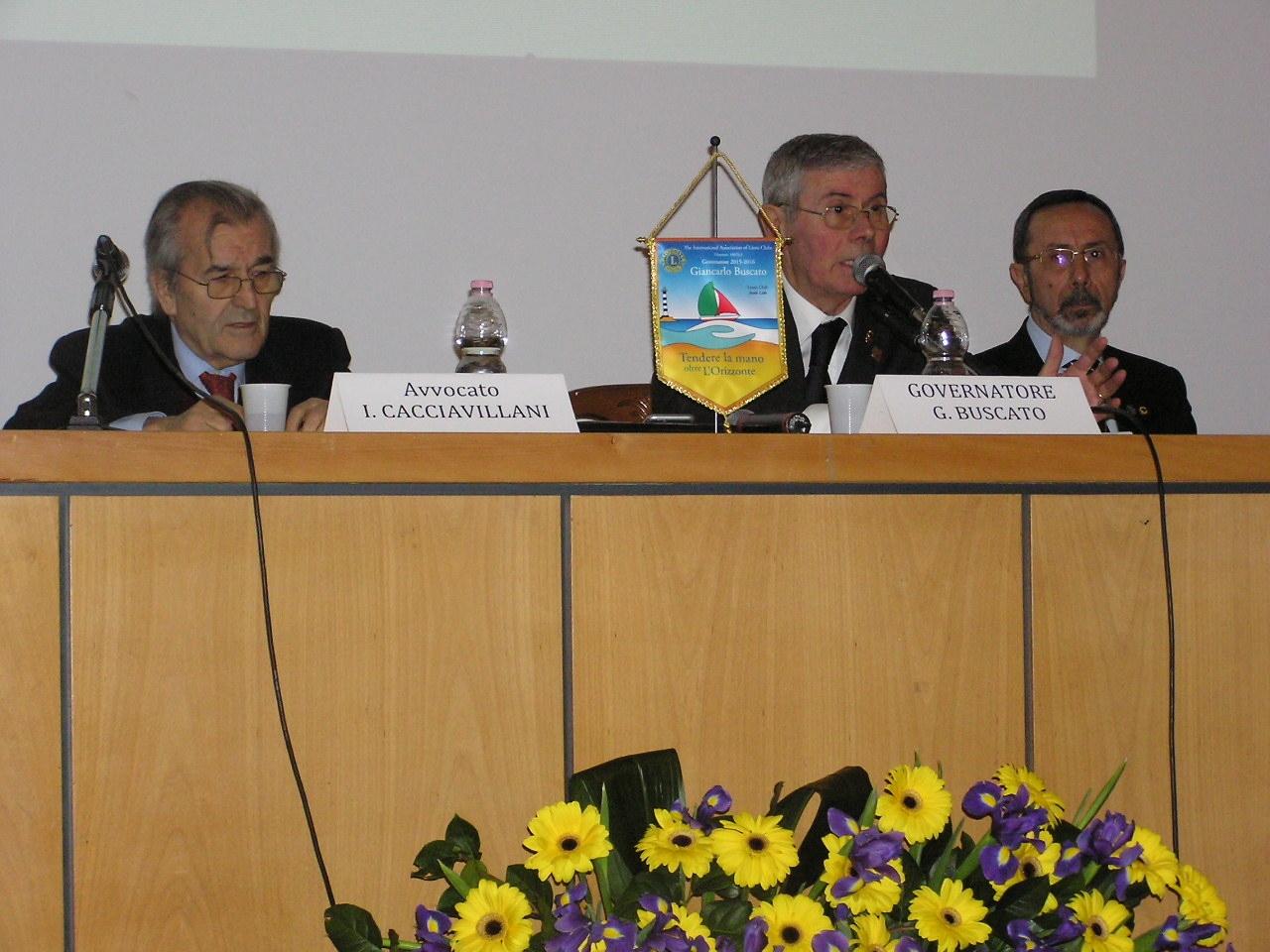 DISTRETTO 108TA3: ASSEMBLEA INTERMEDIA, all' Istituto Salesiano Astori di Mogliano, 21 novembre