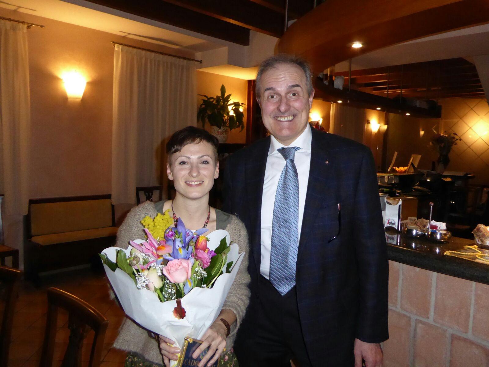 """CADONEGHE GRATICOLATO ROMANO: Le """"Giovani Eccellenze Padovane"""""""