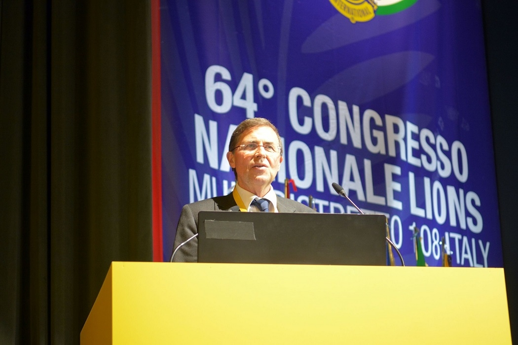 CONGRESSO NAZIONALE: PADOVANO AL VERTICE DEL LIONS CLUB INTERNATIONAL