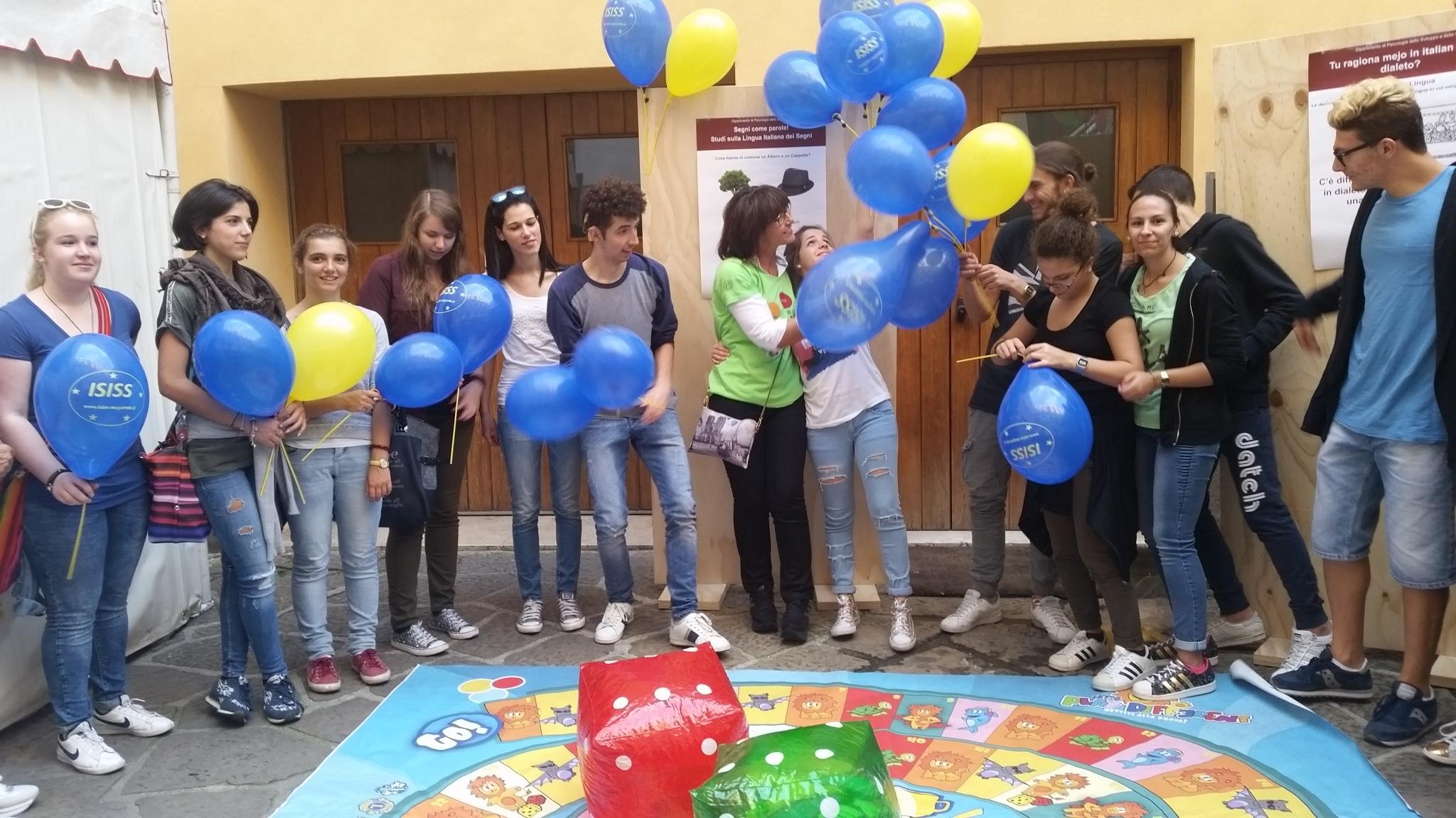 DISTRETTO 108 TA3: Veneto night e il gioco dei Leo