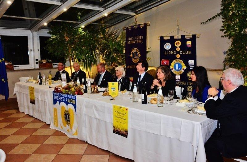 ABANO TERME GASPARA STAMPA: Visita annuale del Governatore