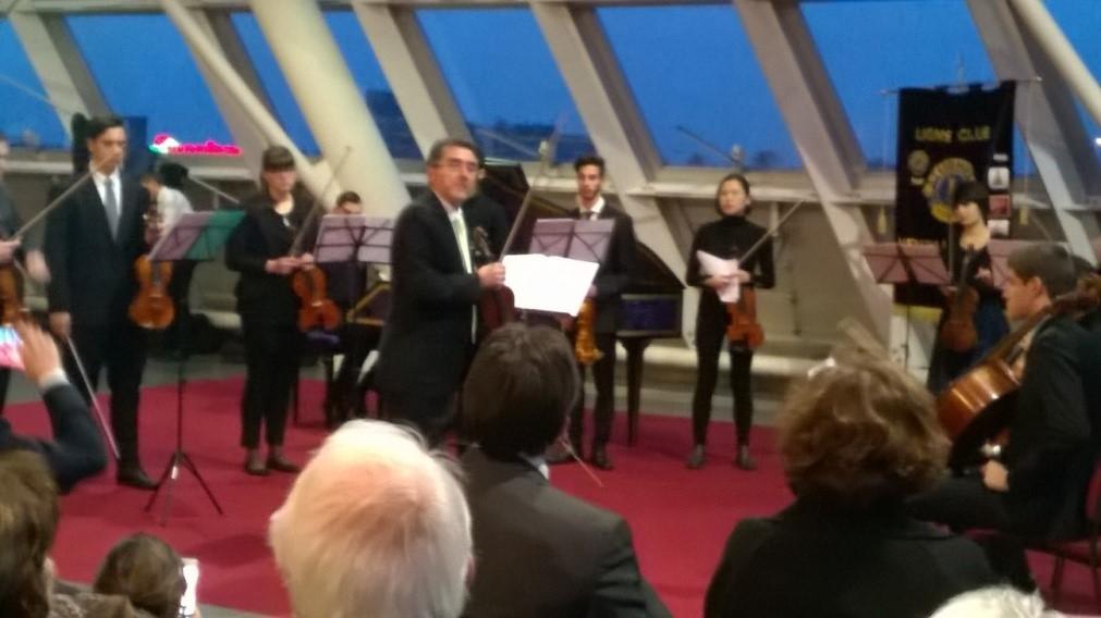 VENEZIA MARGHERA: Concerto dell'Angelo