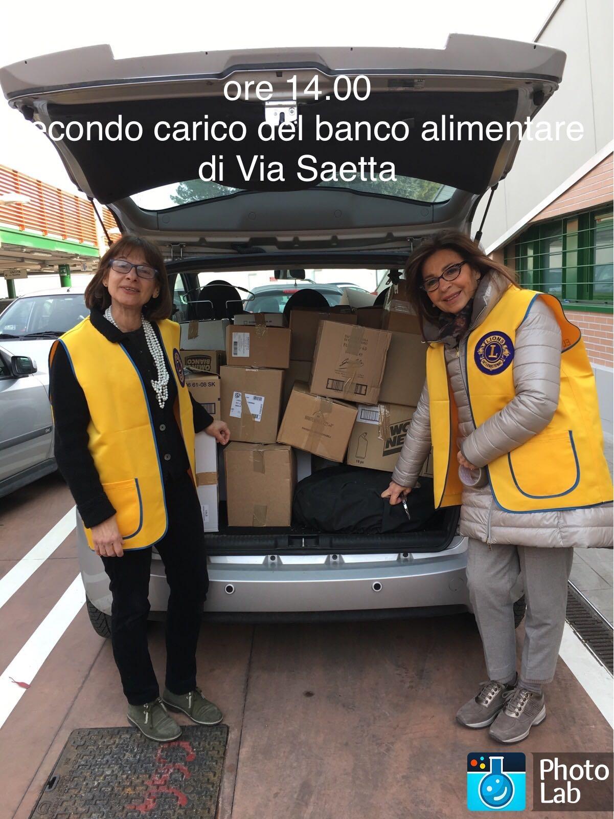 PADOVA ELENA CORNARO PISCOPIA: raccolta alimentare