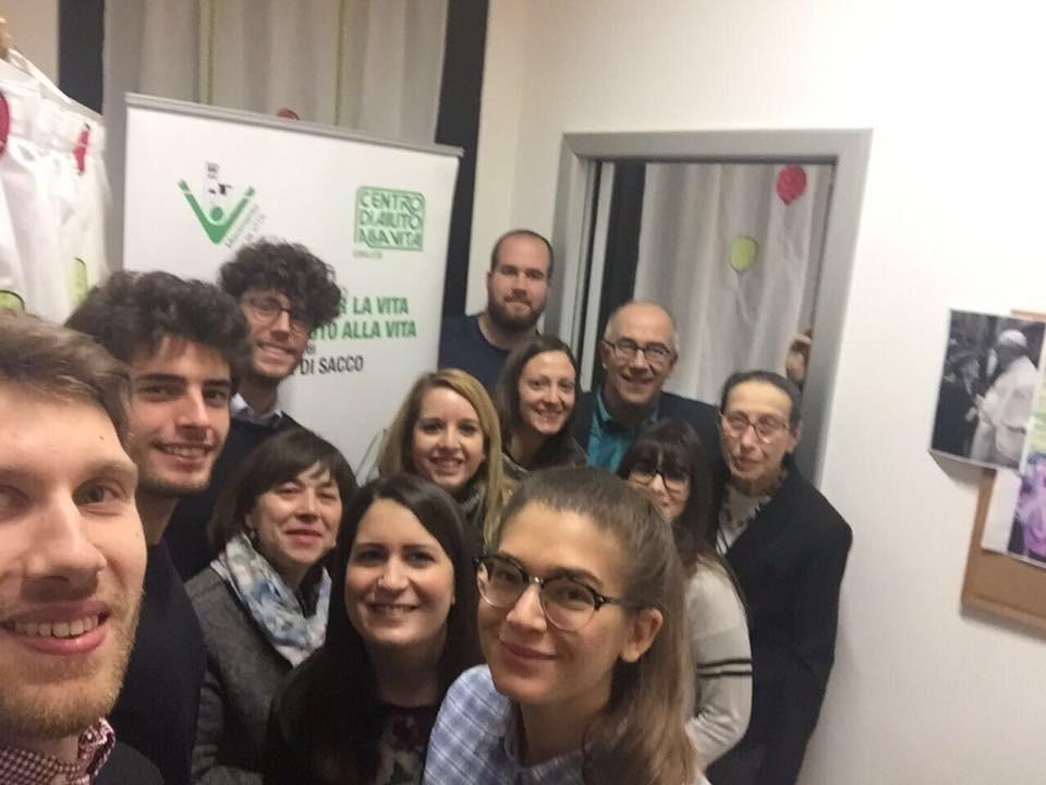 LEO CLUB PIOVE DI SACCO: MOVIMENTO PER LA VITA