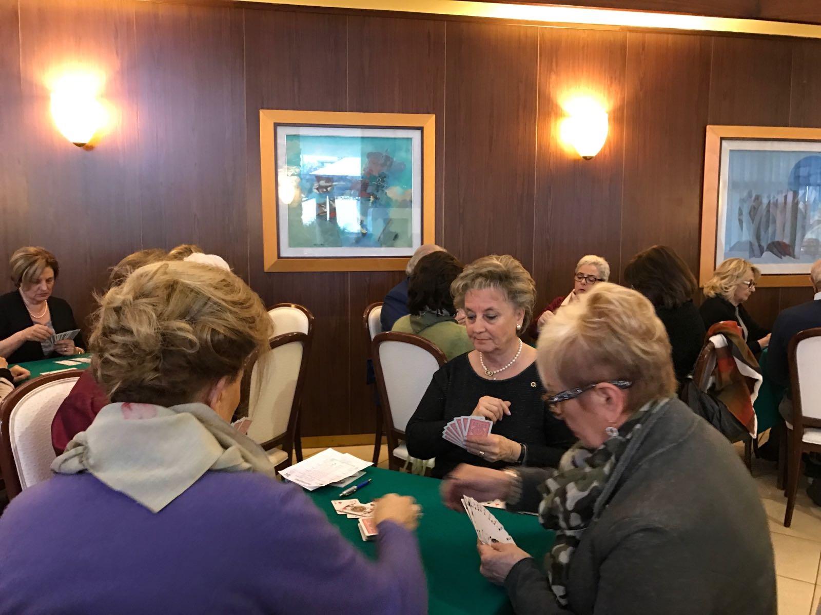 PADOVA HOST: Torneo di burraco distrettuale