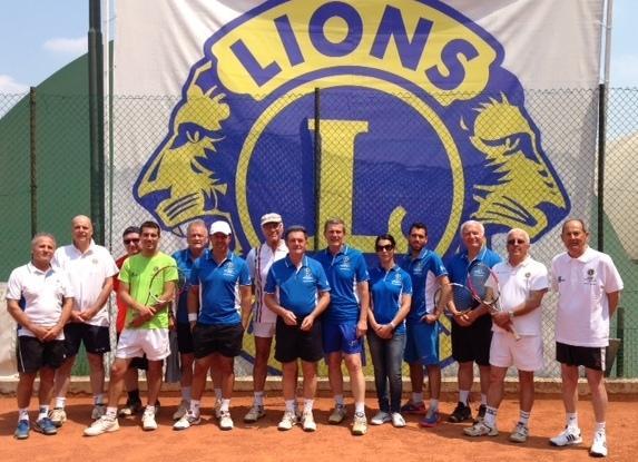 DISTRETTO 108 TA3: XIII Campionato Nazionale Tennis Lions e Triathlon del Centenario