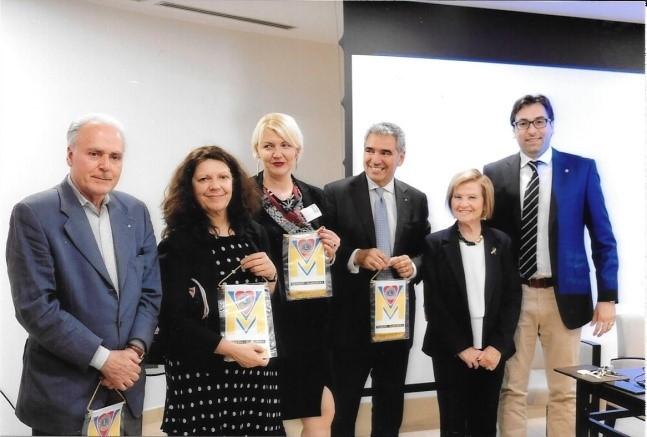 """VENEZIA MARGHERA: Convenzione tra il """"Libro Parlato Lions"""" e la """"Residenza Venezia"""""""