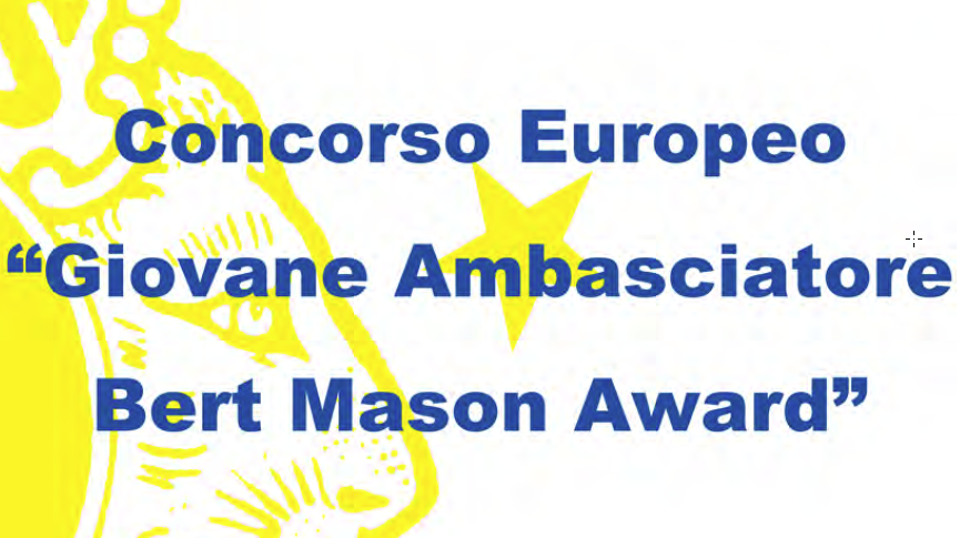 "Concorso ""Young Ambassador"" 2018-2019"