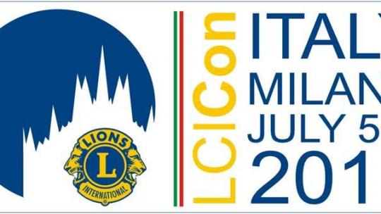 Convention Milano 2019: informazioni per tutti i soci Lions