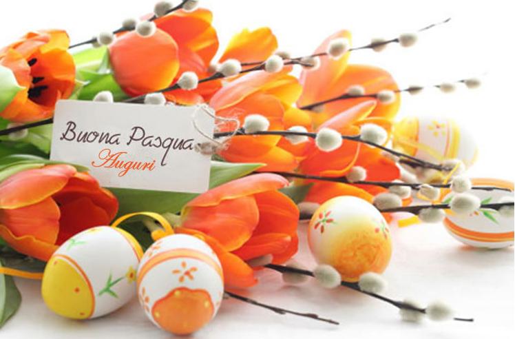 21 aprile 2019 – Santa Pasqua – Caro Socio auguro a Te e alla Tua Famiglia …