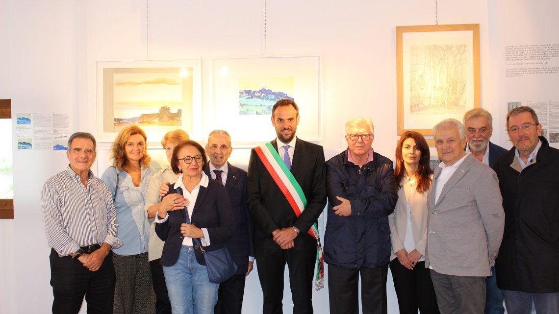 """MOSTRA """" LA  MONTAGNA, IMMAGINI  DI  ECHI  LONTANI """" : UN SERVICE DEL LIONS CLUB TREVISO SILE"""