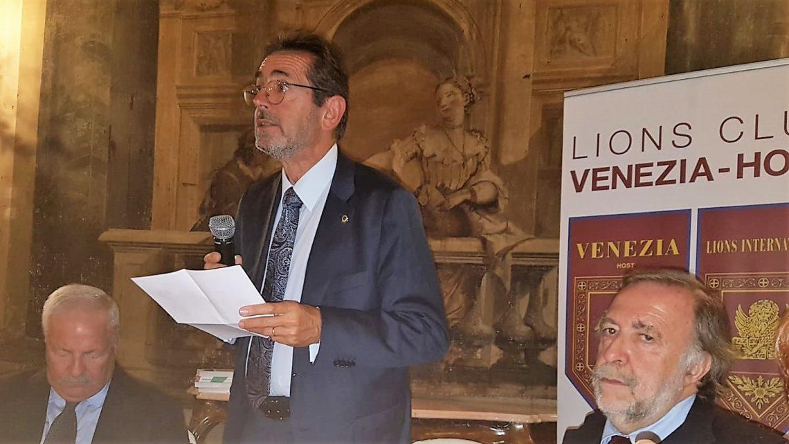 22 ottobre 2019 – LC Venezia Host – Serata per AMBLIOPIA E ALERT
