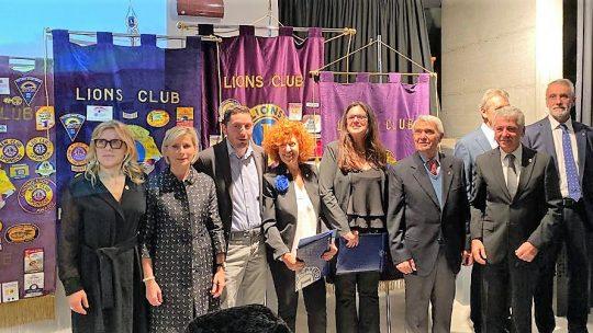 Sabato 5 Ottobre 2019 – Lions Club Zona C – SERATA DI APERTURA