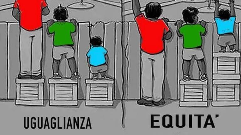 UGUAGLIANZA ED EQUITA'