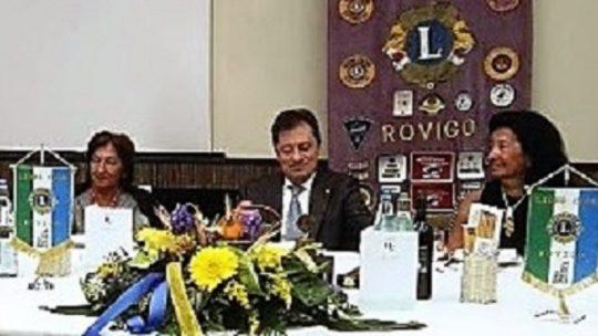 21 ottobre 2019 – LC Rovigo – SERATA DI APERTURA