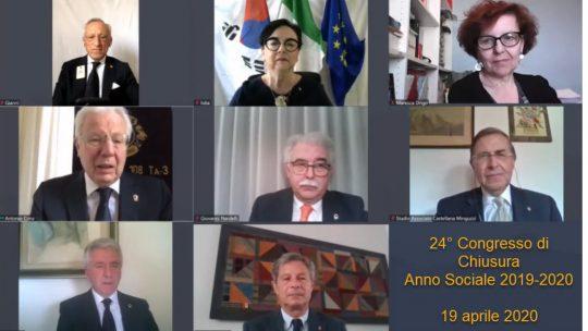 XXIV CONGRESSO – Verbale e Scrutini della Parte Elettiva