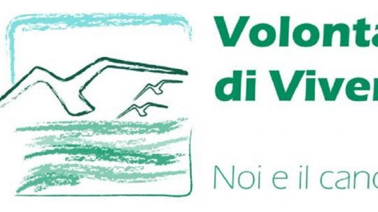 Patrocinio del nostro Distretto all'Associazione Volontadivivere