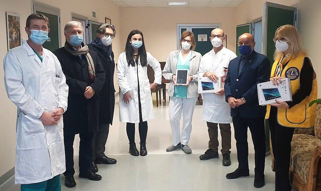 LC Piove di Sacco – DONAZIONI AL PROPRIO OSPEDALE