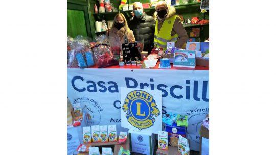 LC  Padova Arte e Poesia – un sorriso natalizio per Casa Priscilla